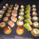 Custom Made Canapes