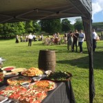 Hog Roast Halifax Wedding