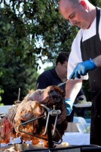 Hog Roast Yorkshire