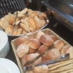 Selection of Fresh Bread Rolls, Wraps and Crusty Bread