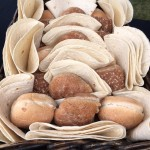 Selection Of Fresh Breads and Wraps